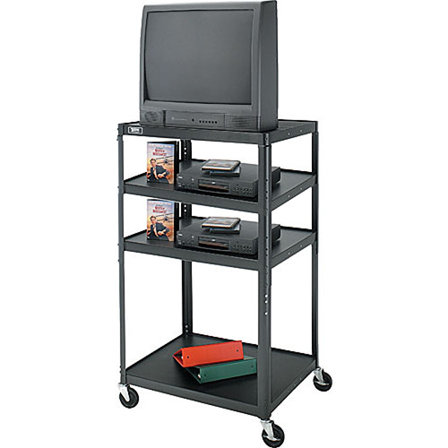 Advance 7021-5 Ready-to-Assemble Television Cart