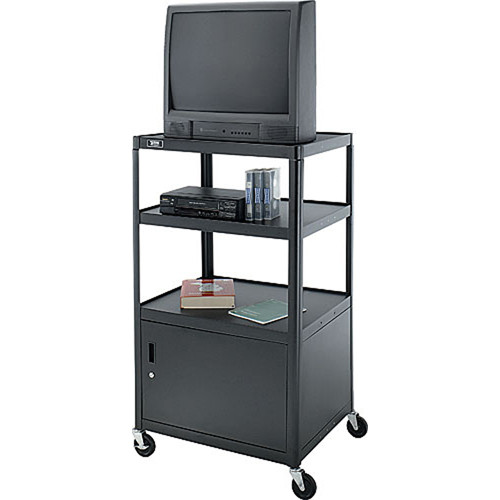 Advance 7031-5 Ready-to-Assemble Television Cart