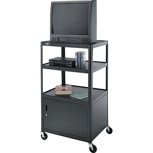 Advance 7032-5 Ready-to-Assemble Television Cart
