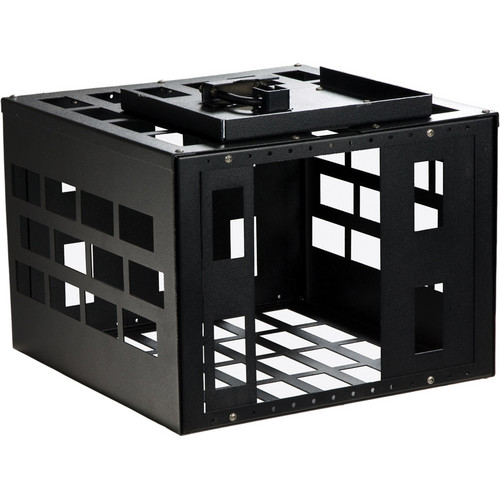 """Advance CPM-SC16 Projector Security Cage (16 x 16 x 12"""", White)"""