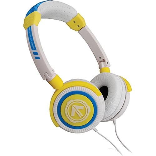 Aerial7 Phoenix DJ and Listening Headphones (Citron)