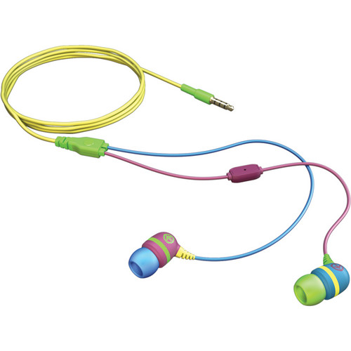 Aerial7 Sumo Miniature Portable Listening Headphones (Candy)