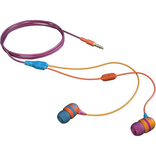 Aerial7 Sumo Miniature Portable Listening Headphones (Graffiti)