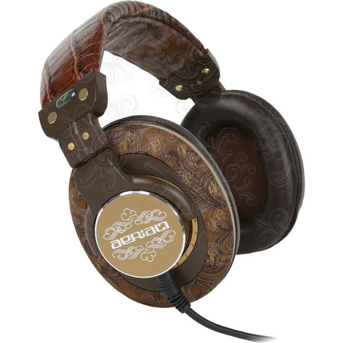 Aerial7 Royale Luxury Stereo Headphones (Bourbon)