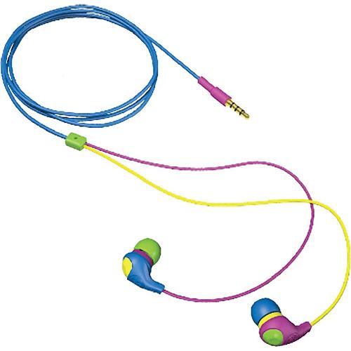 Aerial7 Bullet In-Ear Stereo Headphones (Candy)