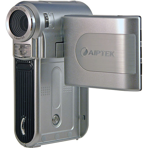 Aiptek MPVR Media Player & Video Recorder Camcorder