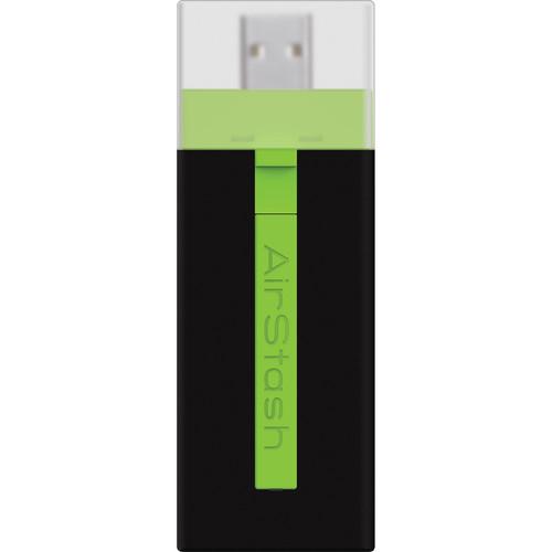 AirStash 8GB AO2 Wireless Flash Drive