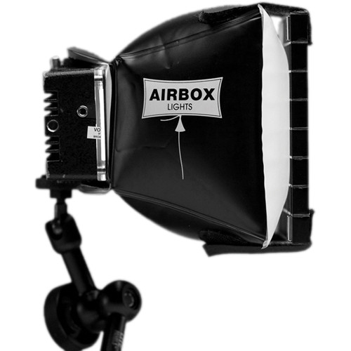 "Airbox Mini Softbox Kit with Eggcrate (5.0 x 9.0 x 4.5"")"