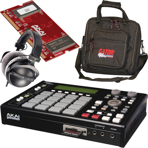 Akai Professional Akai MPC1000 - Beat Maker Value Bundle