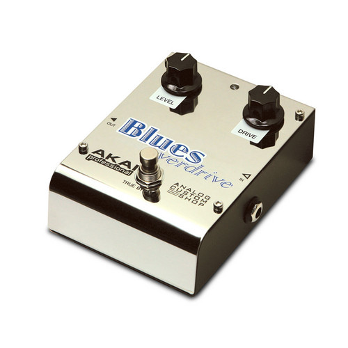 Akai Professional Blues Overdrive - Analog Custom Shop Guitar Pedal