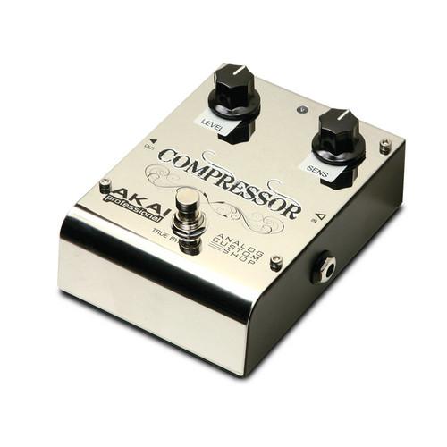 Akai Professional Compressor - Analog Custom Shop Guitar Pedal