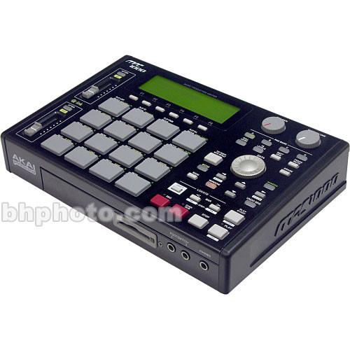 Akai Professional MPC1000 - Sequencer/Sampler Workstation