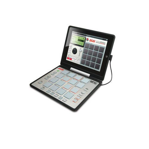 Akai Professional MPC Fly - Music Production Controller for iPad 2