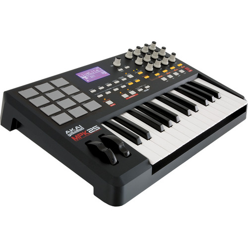 Akai Professional MPK25 - USB/MIDI Performance Keyboard