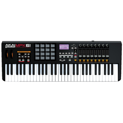 Akai Professional MPK61 - USB/MIDI Performance Keyboard