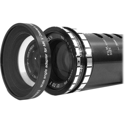 Alan Gordon Enterprises Wide Angle Attachment for Mark Vb Director's Viewfinder