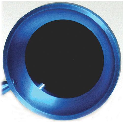 Alan Gordon Enterprises Blue Ring Gaffer's Glass