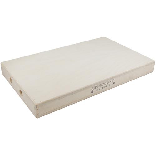 Alan Gordon Enterprises Quarter Apple Box