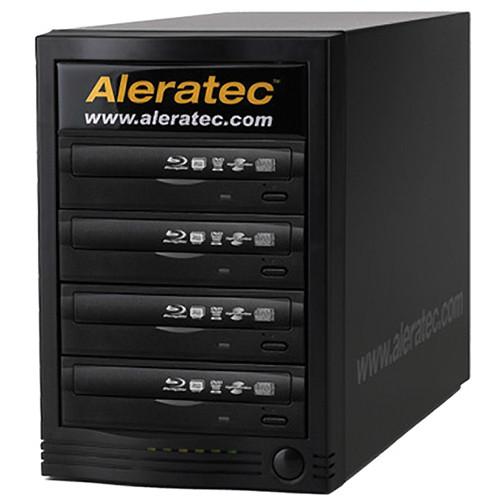 Aleratec 1:4 Blu-Ray/DVD/CD Tower Publisher HLS Duplicator - USB 3.0