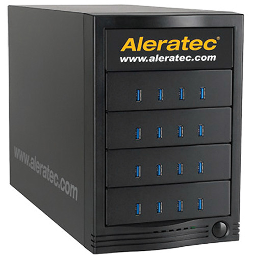 Aleratec 1:16 USB 3.0 Copy Tower Duplicator
