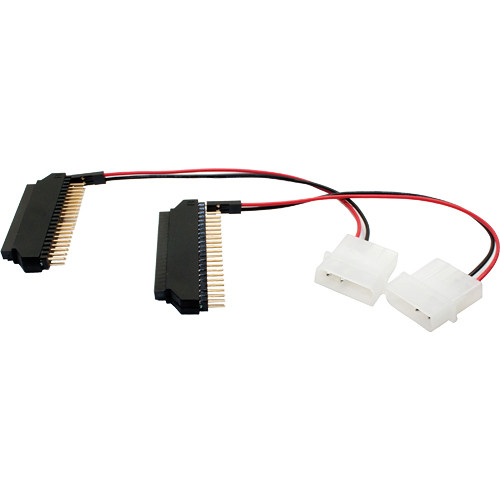 "Aleratec 2.5"" to 3.5"" IDE Hard Drive Adapter (2-Pack)"
