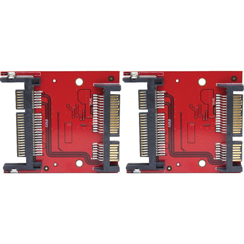 Aleratec CFast to SATA Adapter (2 Pk)