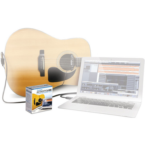 Alesis Acoustic Link - Guitar Recording Pack