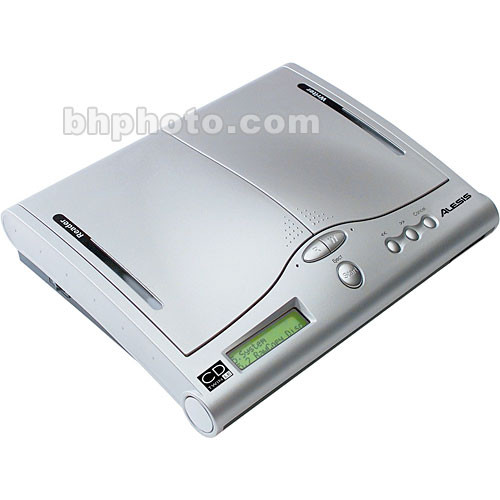 Alesis CD Twin LE - Portable CD Backup and Copy System