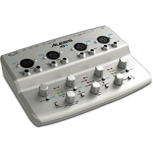 Alesis iO4 - USB Recording Interface