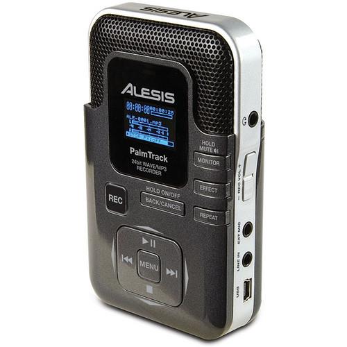 Alesis PalmTrack Handheld Digital Audio Recorder