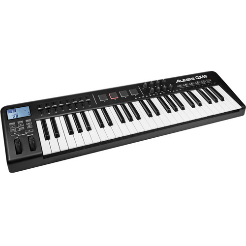 Alesis QX49 - USB/MIDI Extended Keyboard Controller