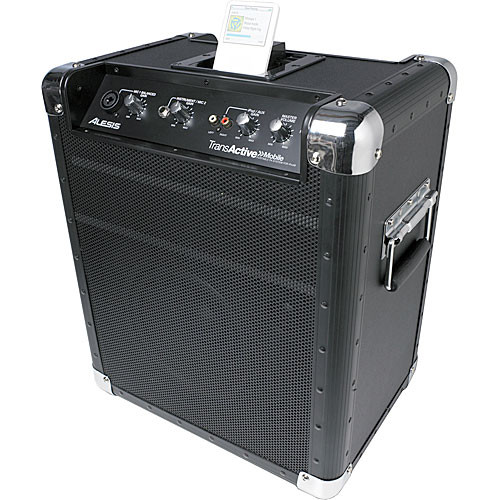 Alesis TransActive Mobile PA System for iPod