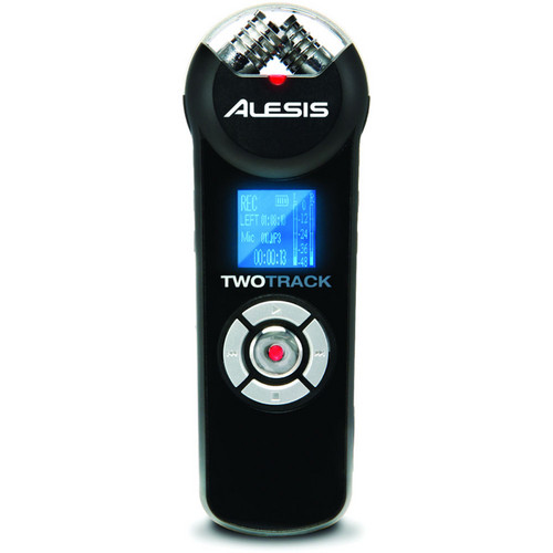 Alesis TwoTrack Stereo Handheld Audio Recorder