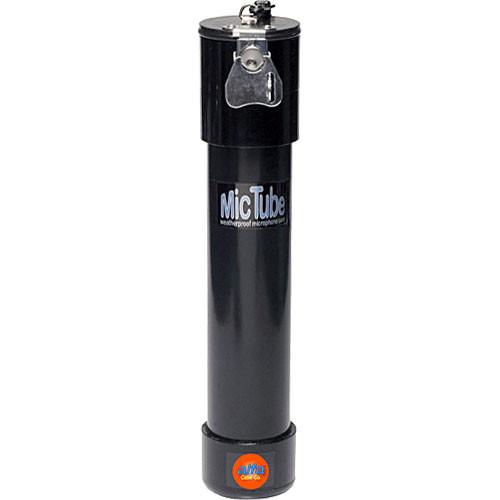 "Alfa Case 10"" MicTube Shotgun Microphone Case, Small"