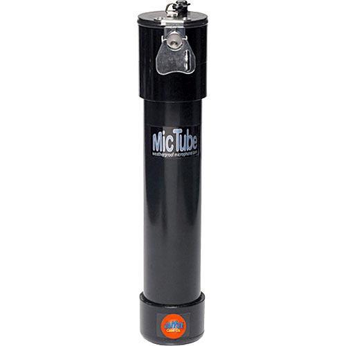 "Alfa Case 12.5"" MicTube Shotgun Microphone Case, Small 12.5"""