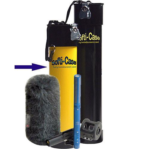 Alfa Case Softi-Case, Medium (Yellow)