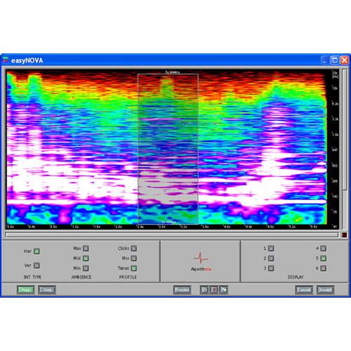 Algorithmix easyreNOVAtor - Audio Repair Processor Plug-In