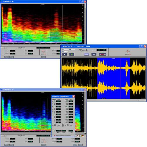 Algorithmix reNOVAtor - Audio Repair Processor