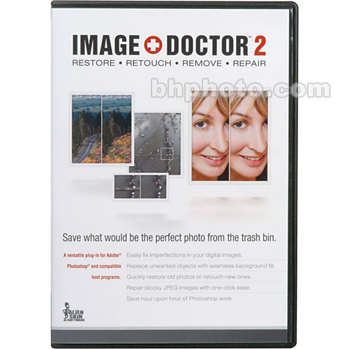 Alien Skin Software Image Doctor 2 Plug-in