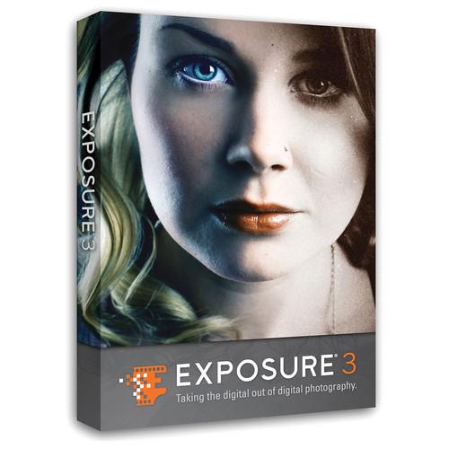Alien Skin Software Exposure 3 Software Plug-In