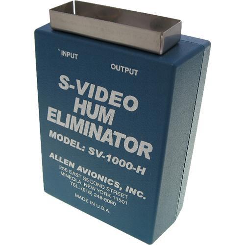 Allen Avionics SV-1000-H S-Video Hum Eliminator