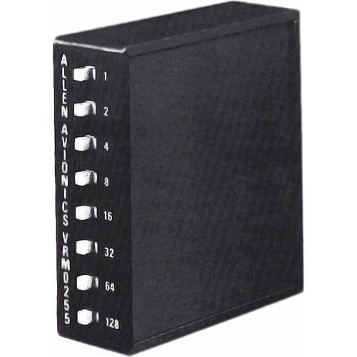 Allen Avionics VRM-0255 Video Delay - Slide Switch Adjust, Composite, Rackmountable