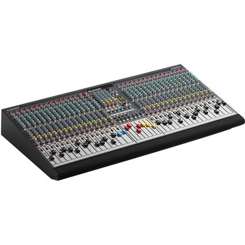 Allen & Heath GL2400-32 40-Input, 4-Buss Live Sound Console