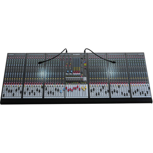 Allen & Heath GL2800-24 24-Input, 8-Bus Live Sound Console