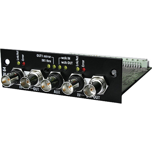 Allen & Heath M-MADI-A 64-Channel MADI Card for iLive and GLD Consoles