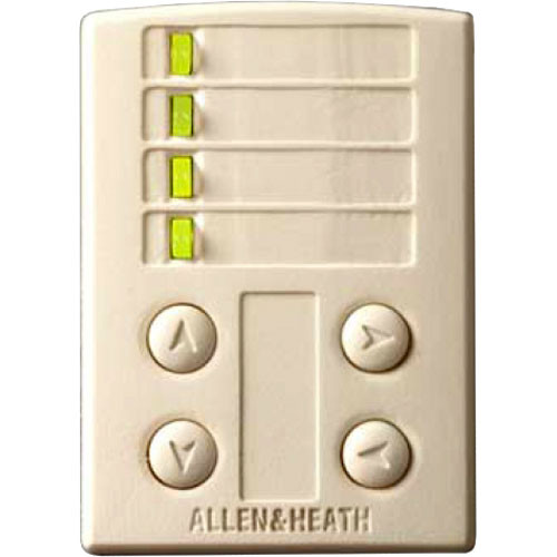 Allen & Heath PL-2 Wall Plate for iDR/DR switch