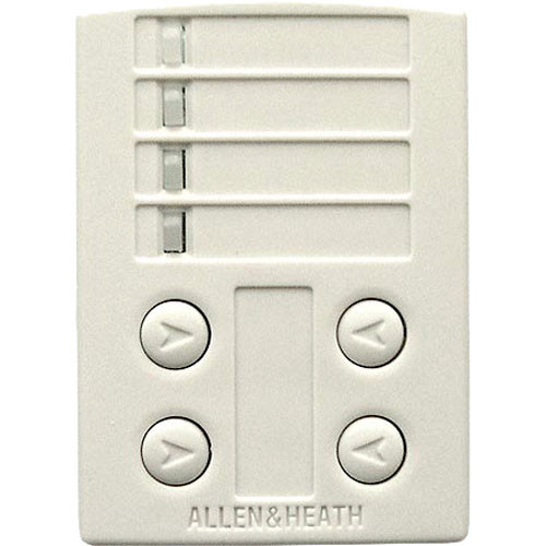 Allen & Heath PL-3 Wall Plate for iDR4/iDR8