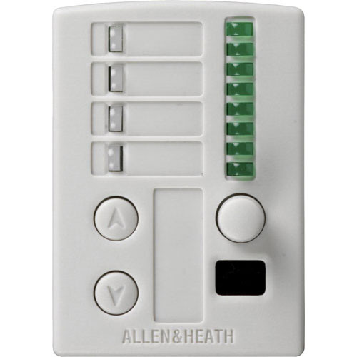 Allen & Heath PL-4 Wall Plate for iDR4/iDR8