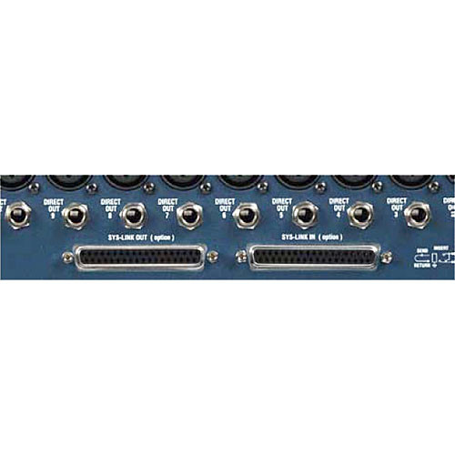 Allen & Heath W31442-SLV2 Sys-LInk Option for the W3:14, W3:12 and W3:14MW