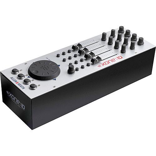 Allen & Heath XONE:1D MIDI Controller for DJ Software